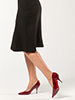 Courtney Classic Black Skirt by Basiques
