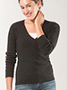 Cheri Cable Sweater by Basiques